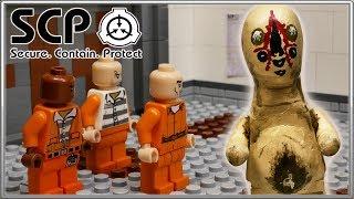 LEGO Мультфильм SCP-173 / LEGO Stop motion, Animation