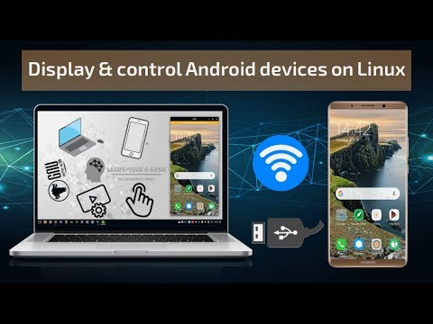 How to display & control your Android devices on Solus Part