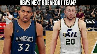 Who is the nba's next breakout team? | 2016 - 2017 nba season