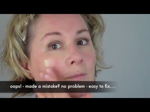 Cover Up Makeup For Redness, Rosacea & Acne