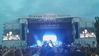 Sam Smith - I'm Not The Only One (Orange Warsaw Festival 2018)