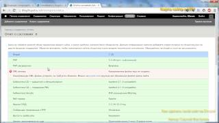 Как сделать свой сайт на Drupal. Настраиваем карту сайта и ЧПУ.