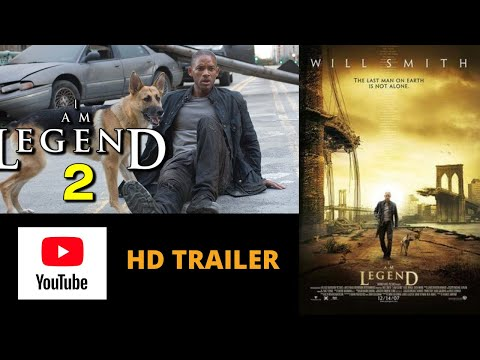 I AM LEGEND 2 2022 WILL SMITH   Teaser Trailer Concept   Last Man on Earth.
