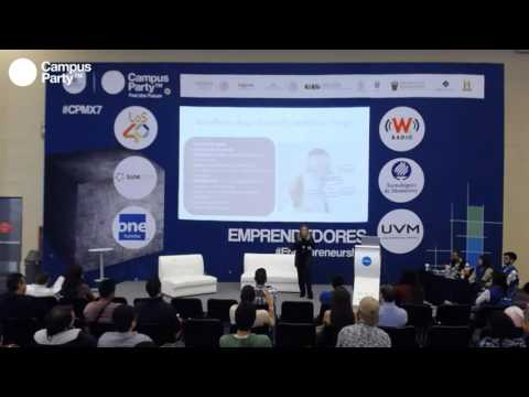 CPMX7 Emprendedores   Andrea Vargas, Beamonte Investment  Introducción al capital de riesgo