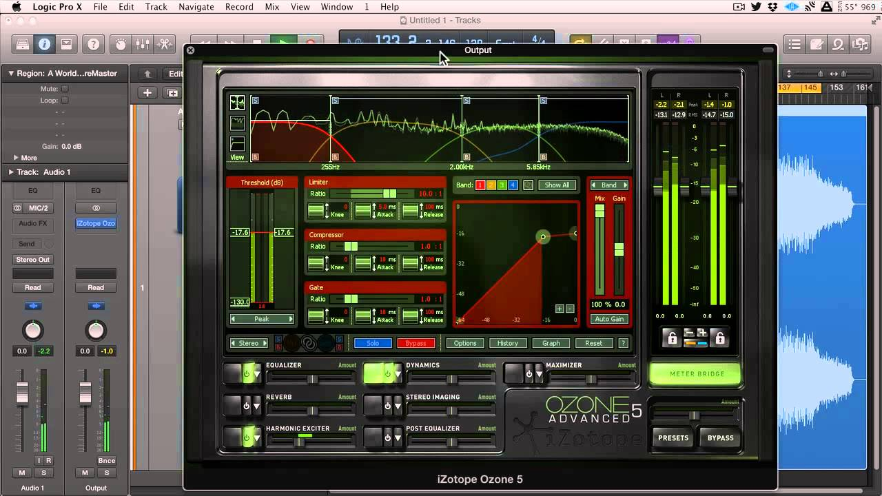 An Introduction to Mastering With Ozone 5