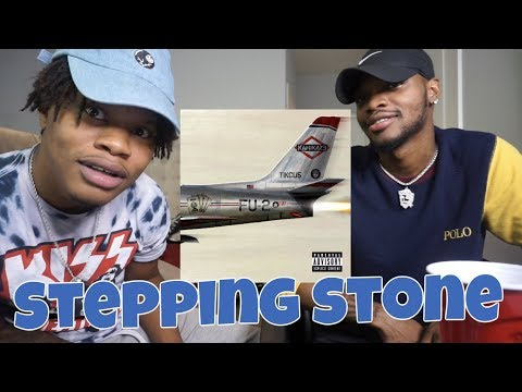 Eminem - Stepping Stone - REACTION/BREAKDOWN