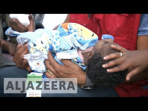 Thumbnail: Libya sends rescued Sudanese orphans home