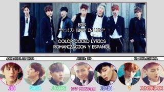 "BTS (방탄소년단) ""상남자 (Boy In Luv)"" [COLOR CODED] [ROM|SUBESPAÑOL LYRICS]"