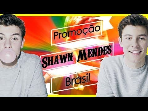 PROMOÇÃO SHAWN MENDES BRASIL