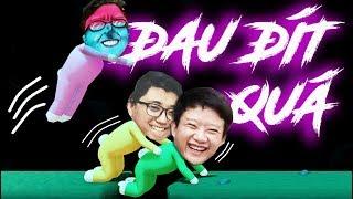 ĐÊM CUỐI CỦA VŨ TRƯỚC KHI CƯỚI VỢ =)))) Game Hài SUPER BUNNY MAN !!!