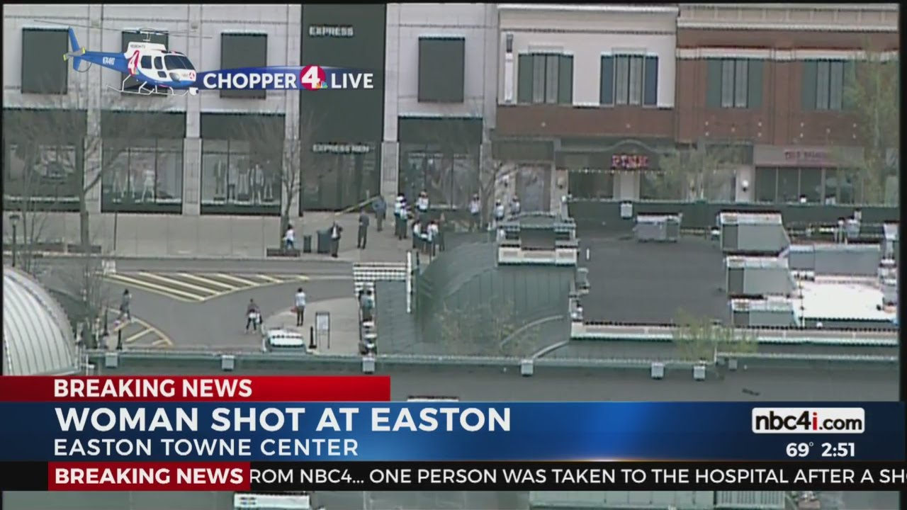 b6a1a3db97 Woman shot in stomach at Victoria s Secret PINK store in Easton ...