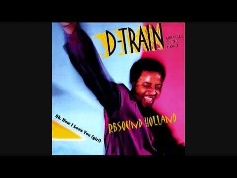 D-Train - The Shadow Of Your Smile / Keep Giving Me Love