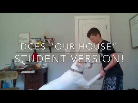 """Dove Creek Elementary Presents """"Our House"""" Students Version!"""