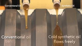 Pennzoil - Conventional vs Synthetic Motor Oil thumbnail
