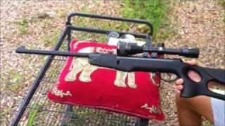 (Recon) Gamo Delta-Fox Air Rifle... BOOM!