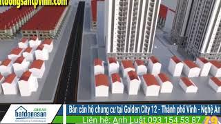Bán căn hộ chung cư tại Golden City 12 - Thành phố Vinh - Nghệ An [Batdongsan.com.vn]