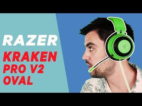 Razer Kraken Pro V2 OVAL - Análisis Y Review (español)