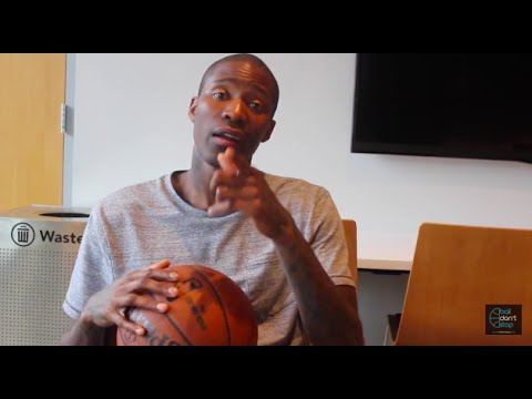 Keeping It Real: Jamal Crawford Talks Allen Iverson, Seattle, Brandblack, Hip-Hop and Crossovers