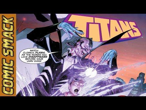 Titans #4 Comic Smack