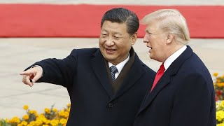 Trump: Helping ZTE is a 'favor' to Xi Jinping