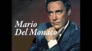Fedora Atto (II), Amor ti Vieta. Mario Del Monaco. Umberto Giordano