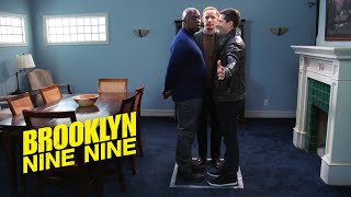 Holt Explains the Safe House | Brooklyn Nine-Nine
