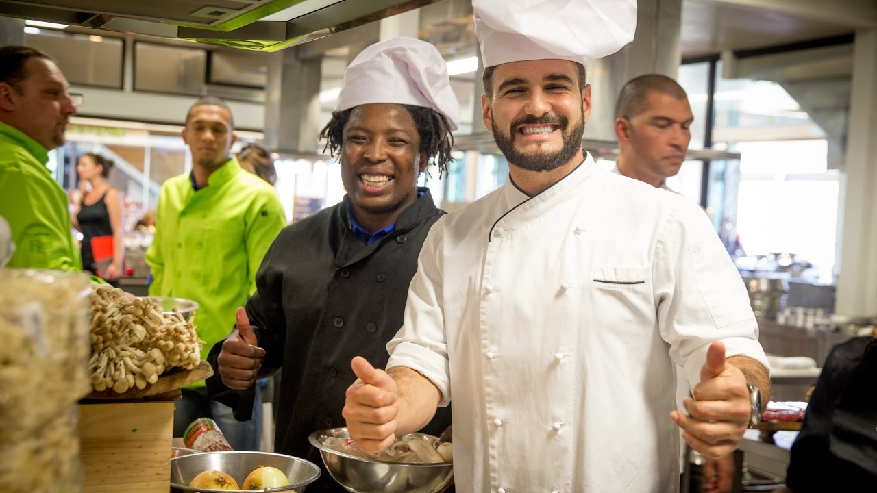 Vodacom Red   Cooking Up a Storm with the DHL Stormers and Vodacom Red