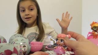 Л О Л Сюрприз лялька 6 L O L Surprise Dolls