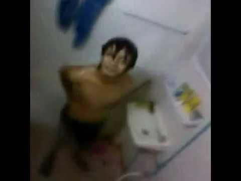 แอบถ่าย บากเอ อาบน้ำ ฮา!!.mp4