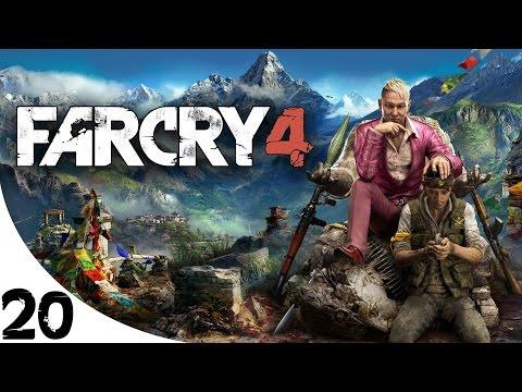 Λιωσιμο με: Far Cry 4 Μερος 20 - FBI Πρακτορας