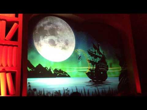 นิทานเงาเรื่องปีเตอร์แพน Shadow Stories Peterpan