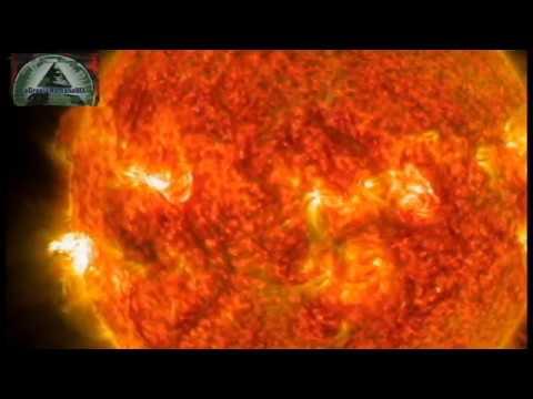 Obama y la verdad de la Erupcion Solar peligrosa