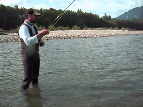 Fly fishing for pink salmon in the north shore pink vol for North shore fishing report