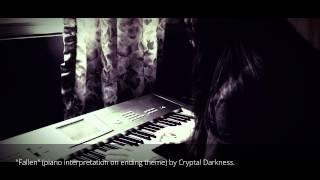 """Cryptal Darkness - """"Fallen"""" (piano interpretation)"""