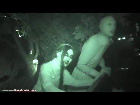 Los Angeles Haunted Hayride - Griffith Park, CA