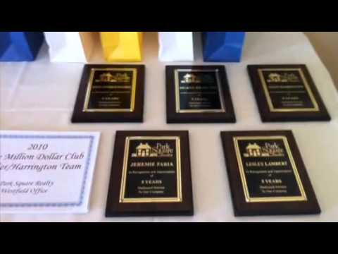 Park Square Realty Awards