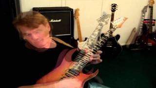 DiMarzio Shootout - Tone Zone vs FRED - Larry McHugh on guitar