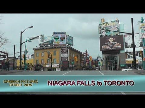 Street View | Niagara Falls To Toronto