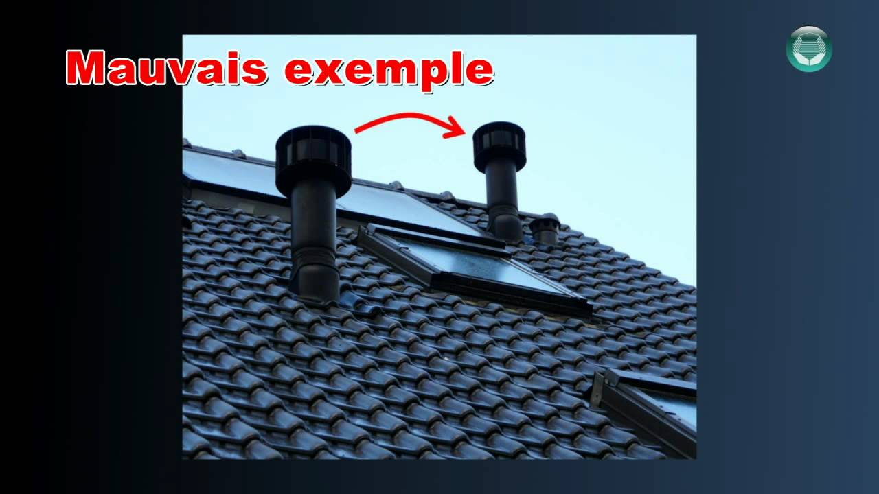 Cstc Ventilation Des Logements Youtube