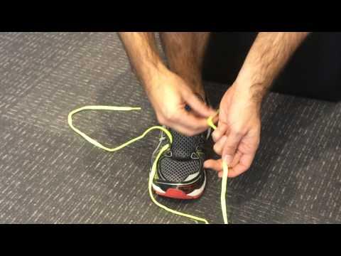 volume-lacing-technique-for-morton's-neuroma