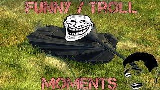 WoT Blitz: Funny / Troll moments