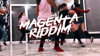 Magenta Riddim-Dj Snake |Coreografía By Daniela Cadena| The Ñux Crew #Cortiñux Video