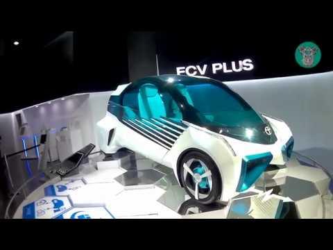 Toyota FCV PLUS 2018 (Hydrogen) Walkaround