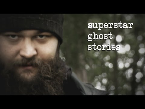 Bray Wyatt and the man in the woods: Superstar Ghost Stories