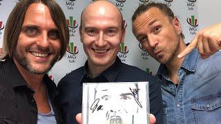 """#121 «MG-Talk» Dada Ante Portas im Interview über das neue Album """"Hush""""."""