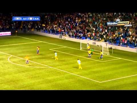 Increíble gol en Kazajistán