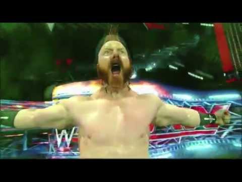 WWE: Sheamus Theme Song 2015 -