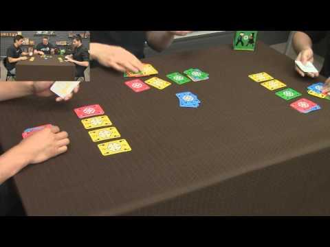 Live Sit and Talk:  Matt, Dave, and Owen Play Dutch Blitz!