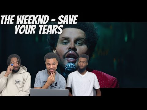 WHAT HAPPENED!?! The Weeknd - Save Your Tears (Official Music Video) Reaction!!!