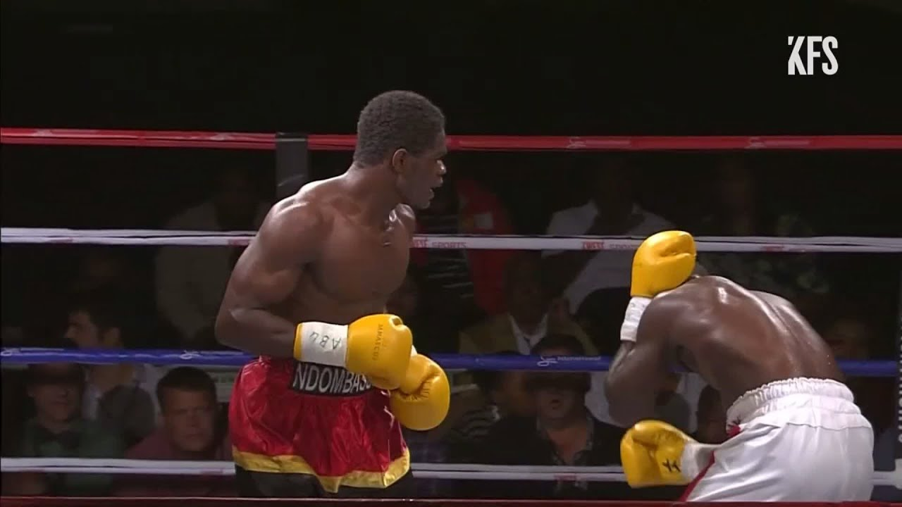 Download Kwese Friday Fight Nights Highlights